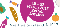 Be sure to visit us at the IFE stand N1517